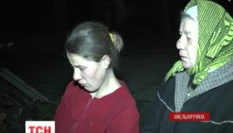 На Хмельнитчине в доме задохнулись двое маленьких детей