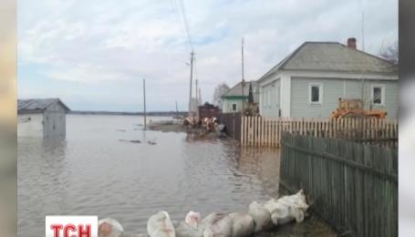Поки в одній частині Сибіру вирує вогонь, іншу – заливає водою