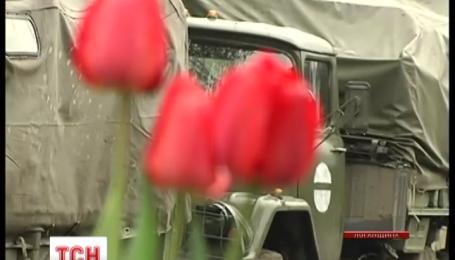 Українські бійці на Луганщині господарюють навіть в умовах війни