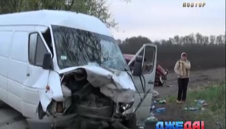 Два человека погибли в ДТП в Винницкой области