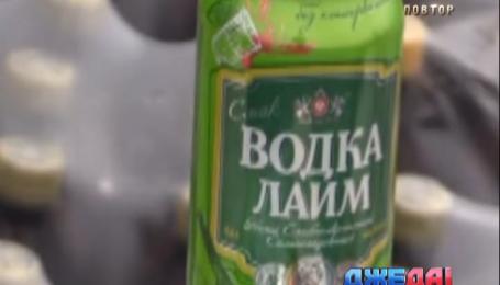 Контрабандисты пытались провезти боевикам через границу 10 тонн алкоголя
