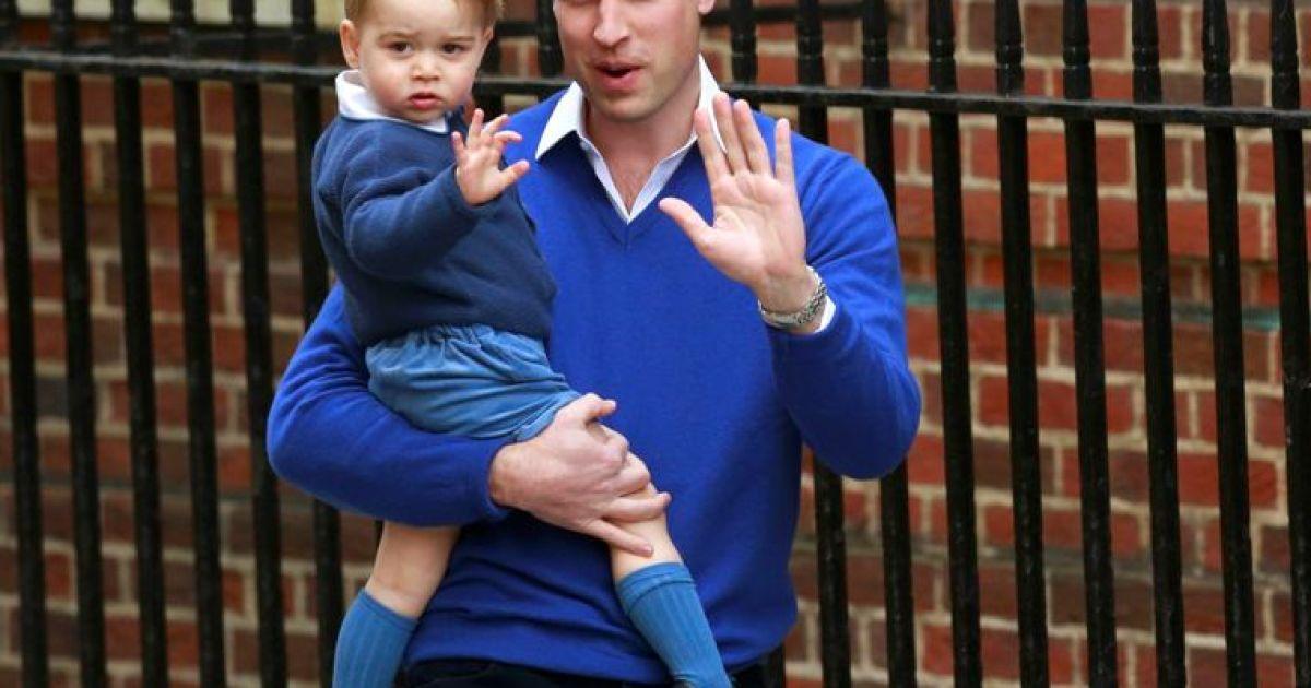 Королівська родина Великої Британії поповнилася дівчинкою @ Reuters