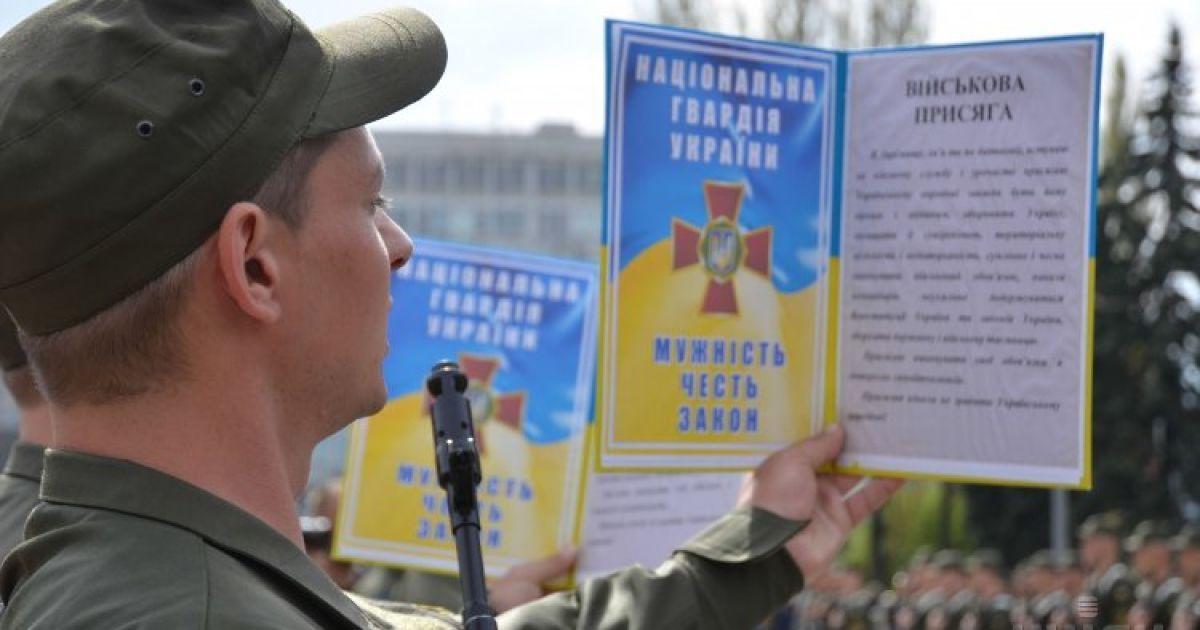 Осенью в Украине начнется очередной призыв в армию - СМИ