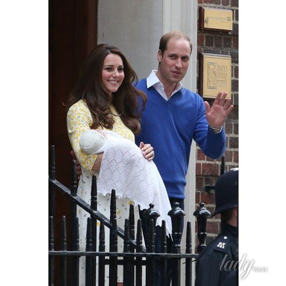 выписка герцогиня Кембриджская и принц Уильям_1