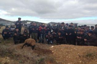 У Криму почали зносити нове мусульманське кладовище