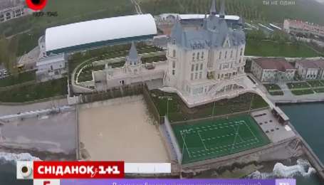 У мережі опублікували відео розкішного палацу нардепа Сергія Ківалова