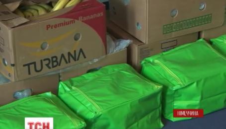 В берлинские супермаркеты по ошибке доставили партию кокаина