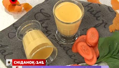Рецепт морковной панна-коты от Руслана Сеничкина