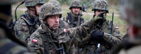 В Польше возобновят военный полк вблизи границы с РФ
