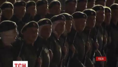 Во время репетиции парада в Москве едва не погибли журналисты