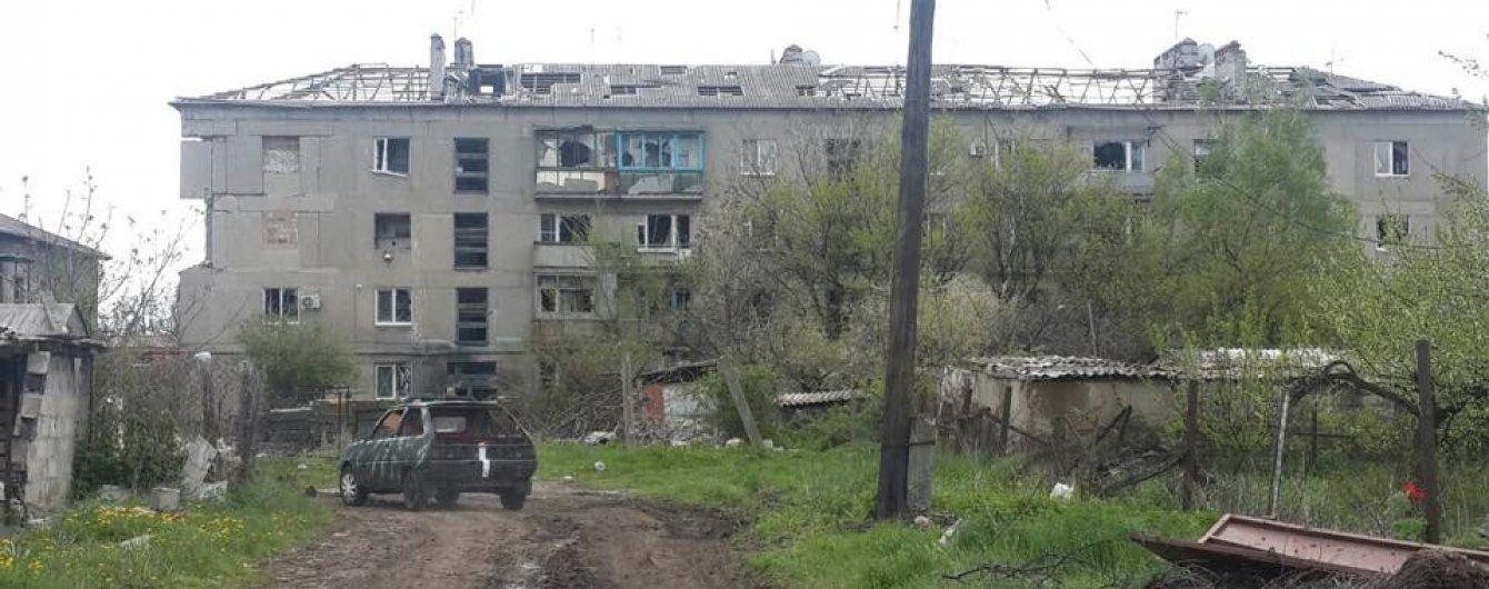 В Песках от мощного артобстрела погибли двое украинских бойцов