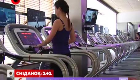 Українці ходять до тренажерної зали тільки перед пляжним сезоном