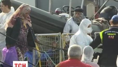 В Средиземном море продолжается трехдневная спасательная операция