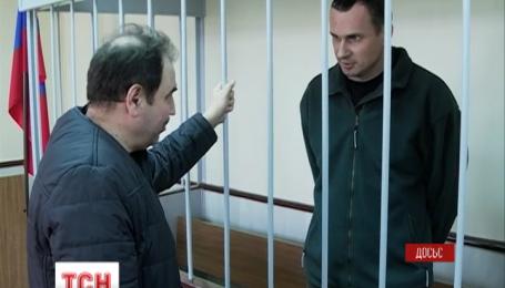 Олега Сенцова залишили за ґратами ще на два місяці