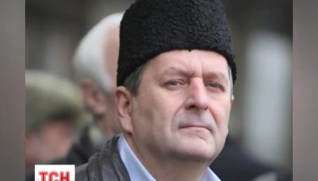 Заарештований заступник голови меджлісу розпочав голодування