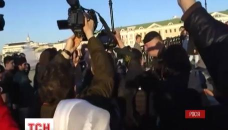 Годовщину демонстрации на Болотной площади отметили новыми арестами