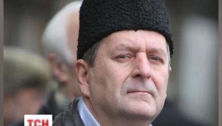 Арестованный в Крыму Ахтем Чийгоз отказался от еды