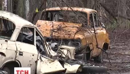 Боевики 11 раз за ночь обстреляли украинские позиции