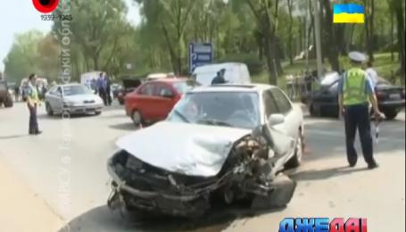 В Тернополе в ДПТ пострадали два человека