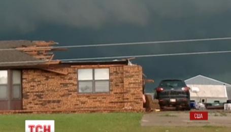 Мощные торнадо накрыли американский штат Оклахома