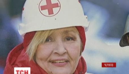 Татьяна Бондаренко получила от Президента орден Княгини Ольги 3 степени