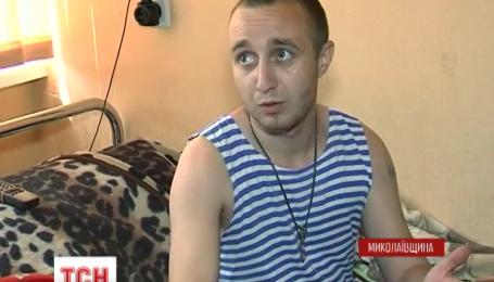 В Николаеве десантник попал в аварию