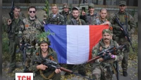 Среди боевиков российско-сепаратистских группировок немало иностранных наемников