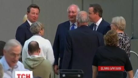 У Дэвида Кэмерона есть все шансы остаться в кресле премьер-министра Великобритании