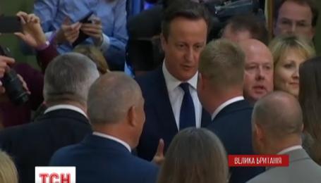 Дэвид Кэмерон планирует уже в ближайшее время сформировать новое правительство