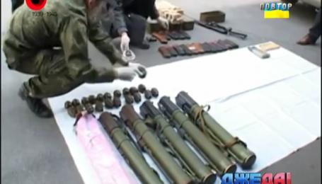 Служба безопасности нашла контрабандное оружие в карете «скорой»