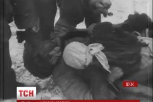 Очевидцы вспомнили, как 70 лет назад нацисты уничтожили 7 тысяч жителей городка на Черниговщине