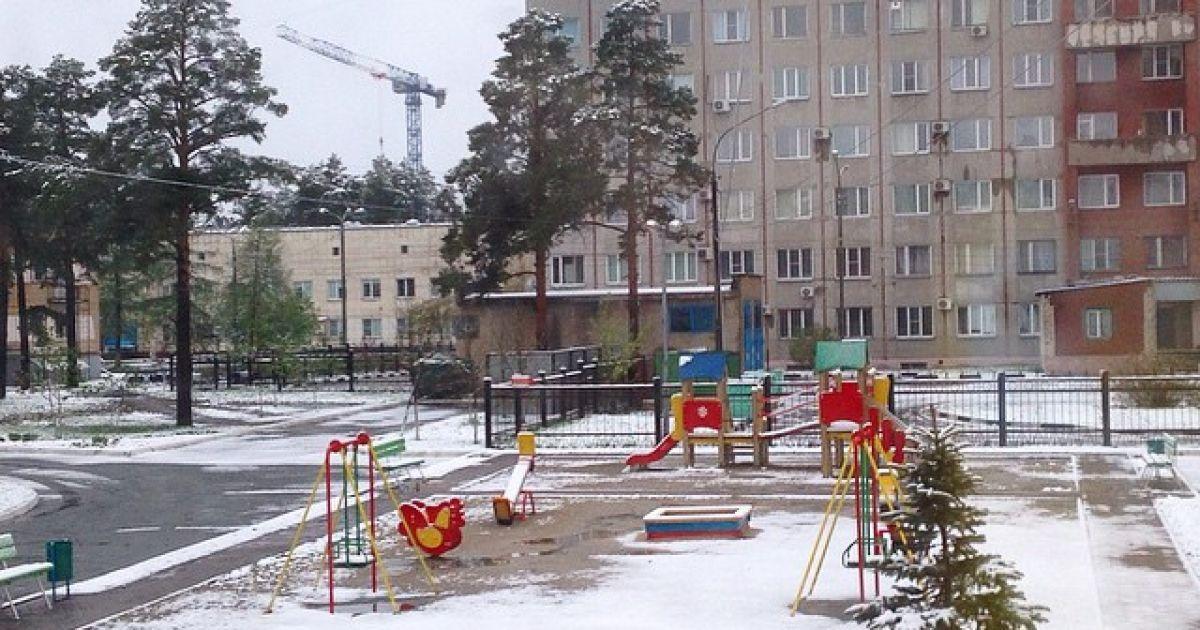 Снегопад в Челябинске @ tjournal