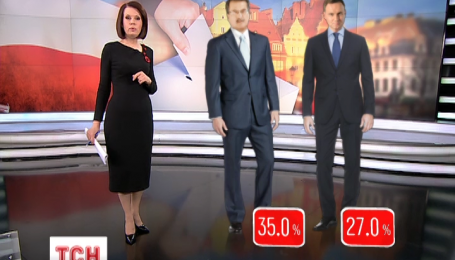 Президентские выборы в Польше могут происходить в два тура