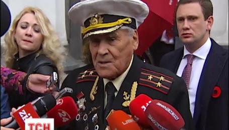 Как Украина праздновала 70 лет со дня победы над нацизмом