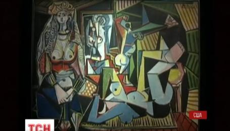 """Самым дорогим произведением искусства в мире стала картина Пабло Пикассо """"Алжирские женщины"""""""