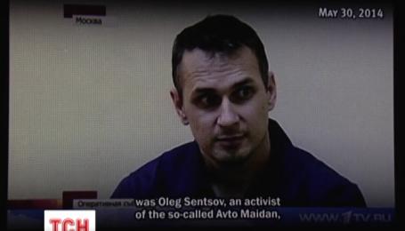 У Києві покажуть кіно про Сенцова до річниці його арешту