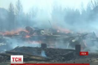 Россия в огне: площадь лесных пожаров в Бурятии увеличилась в 11 раз