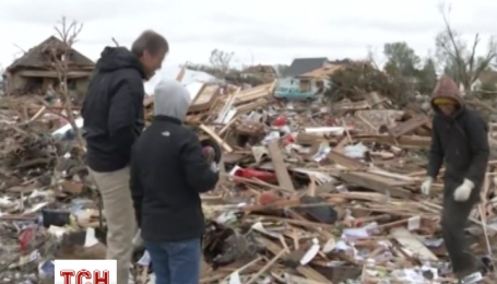 Через торнадо в США четверо людей загинули
