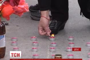 В Одесі розгромили меморіал загиблим та сквер пам'яті Небесної сотні
