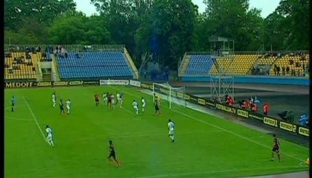 Топ-5 голов 23 тура чемпионата Украины по футболу