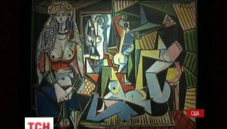 """Самым дорогим произведением искусства стала картина Пикассо """"Алжирские женщины"""""""