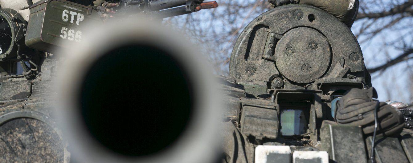 Один погибший и семеро раненых бойцов АТО. Сутки на Донбассе