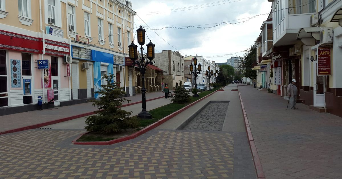 Блогер проехался по маршруту Феодосия-Коктебель-Судак @ Крымский Укр