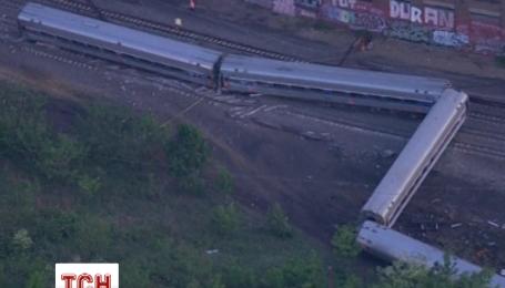 Железнодорожная катастрофа произошла в Филадельфии