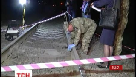Вибух на одеській залізниці визнали диверсією