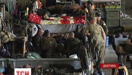 В Мариуполе волонтеры обвинили бойцов батальона «Донбасс» в незаконном захвате пансионата