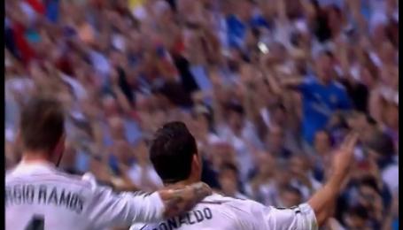 Реал - Ювентус - 1:0. Видео гола Роналду с пенальти