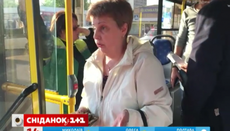 «Зайцы» бьют и матерят киевских контроллеров