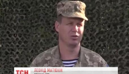На Донецькому напрямку бойовики гатили з мінометів, гранатометів та ракетних комплексів