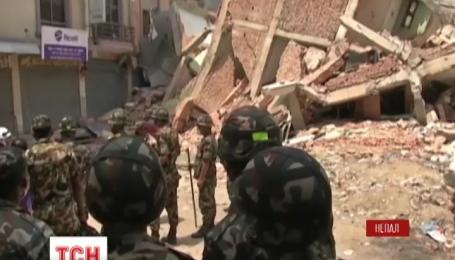 Число погибших от землетрясения в Непале возросло до 96 человек
